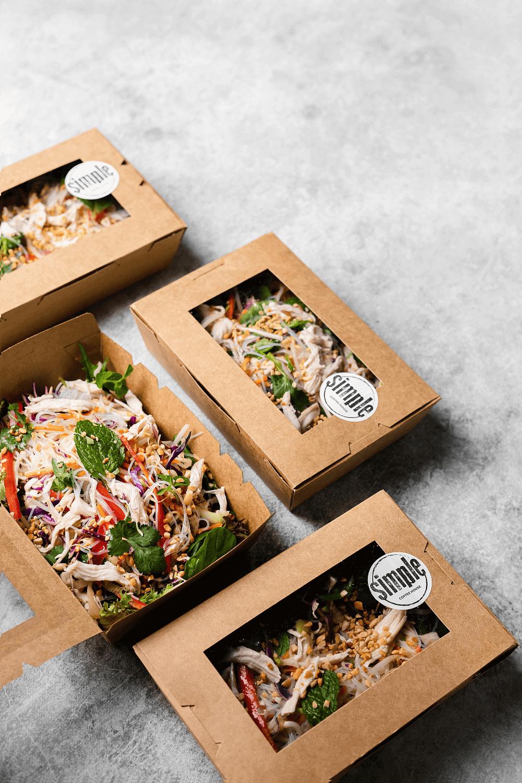 Sandwiches and Salads Platter Gold Coast